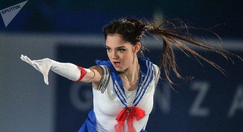 メドベージェワ ザギトワ オリンピック