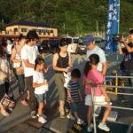 笹川流れ夕暮れクルーズ~2008/07/26