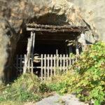笹川流れの旧トンネル