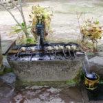 独鈷水(どっこんすい)~乙宝寺