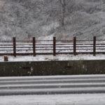 初積雪と豚肉昆布巻き(うおぬま屋さん)