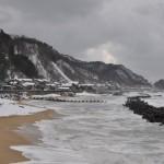 今年最大の寒波襲来!!