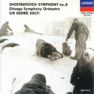 SHOSTAKOVICH SYMPHONY NO.8,Op65