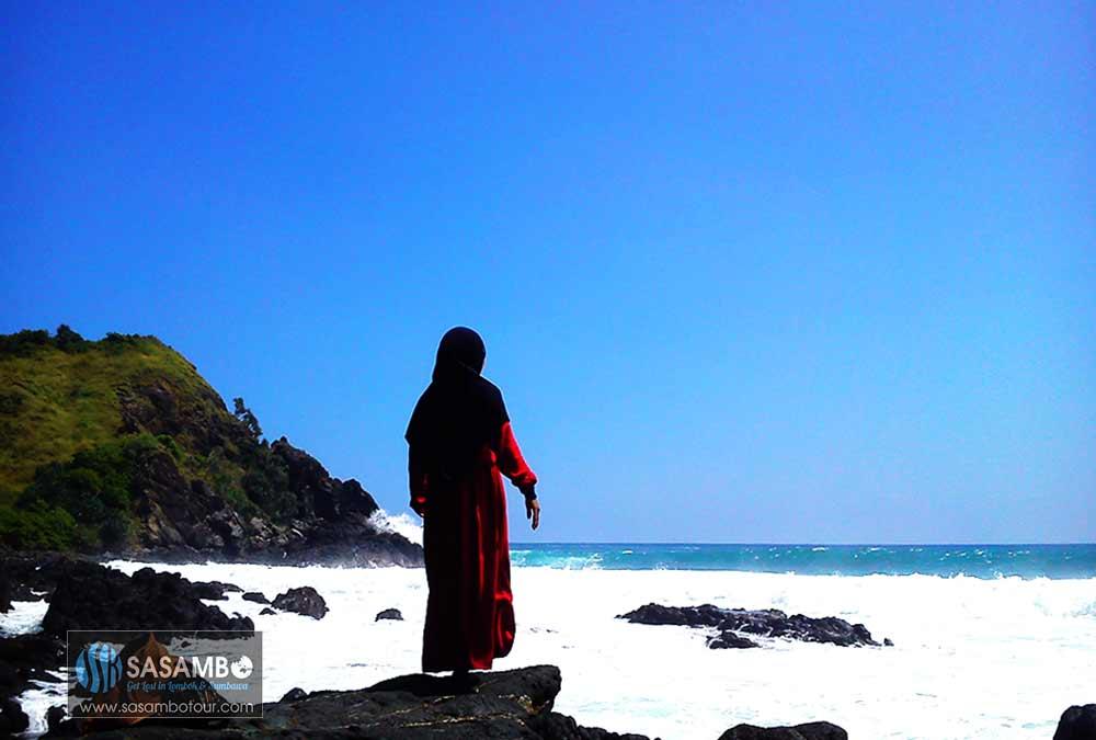Pantai Munah Lombok