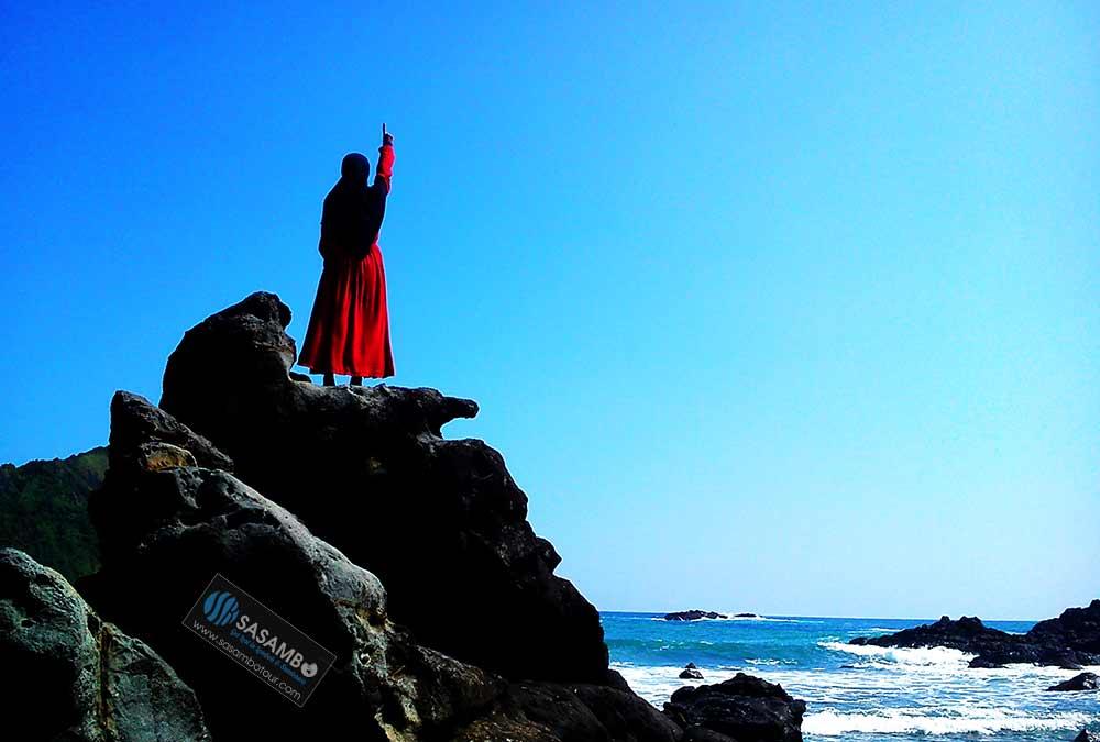 Pantai Munah Lombok tengah