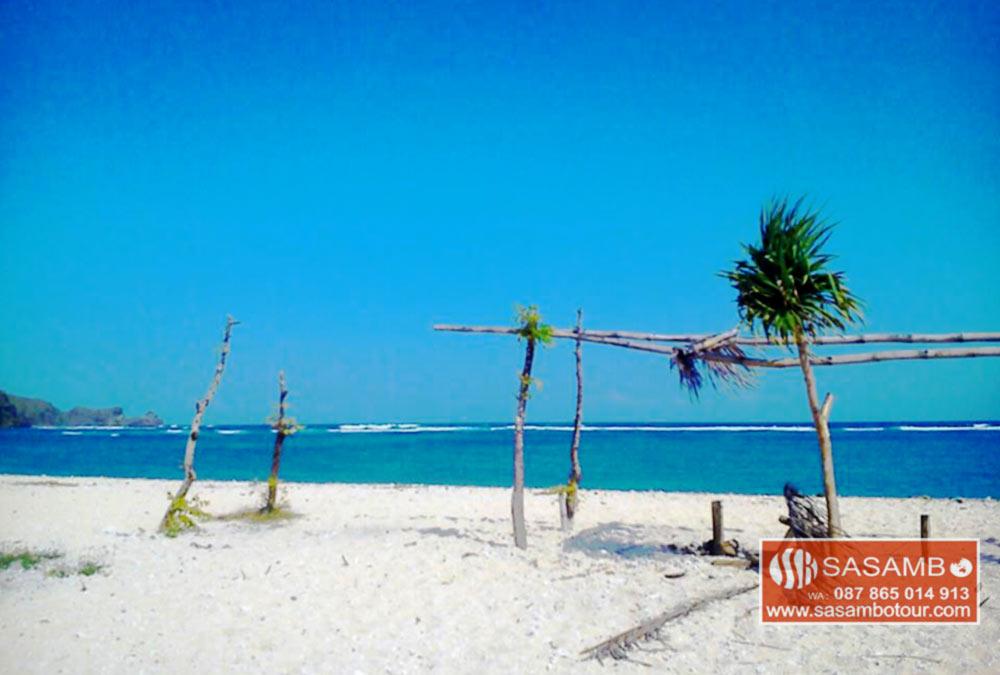 Pantai Serenting Lombok Tengah
