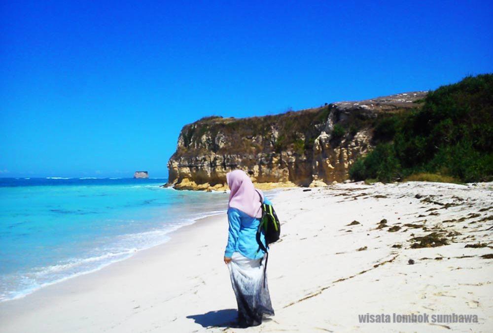 Pantai Kaliantan, Syurga di Timur Lombok