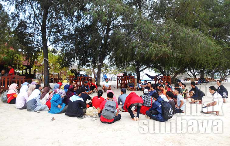 camping di gili sudak lombok