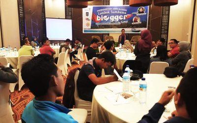 Blogger dan Promosi Pariwisata Lombok Sumbawa