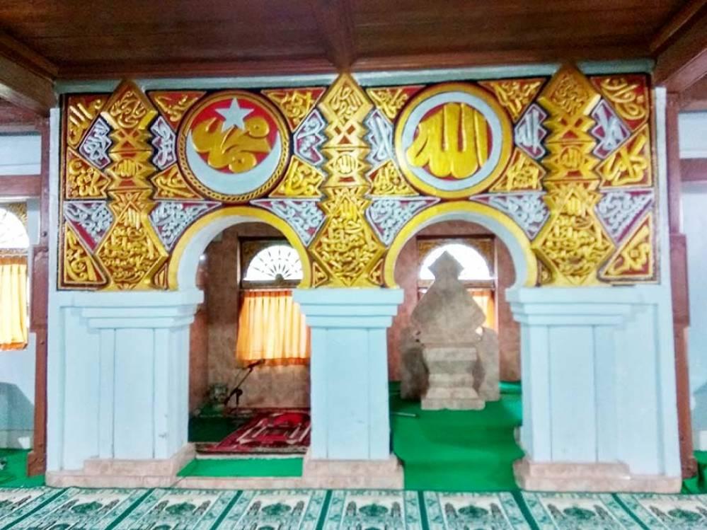 Masjid kuno kotaraja
