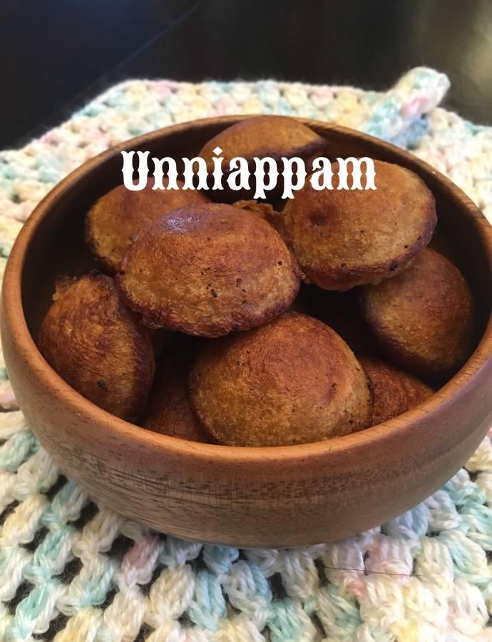 Unniappam/Nei appam
