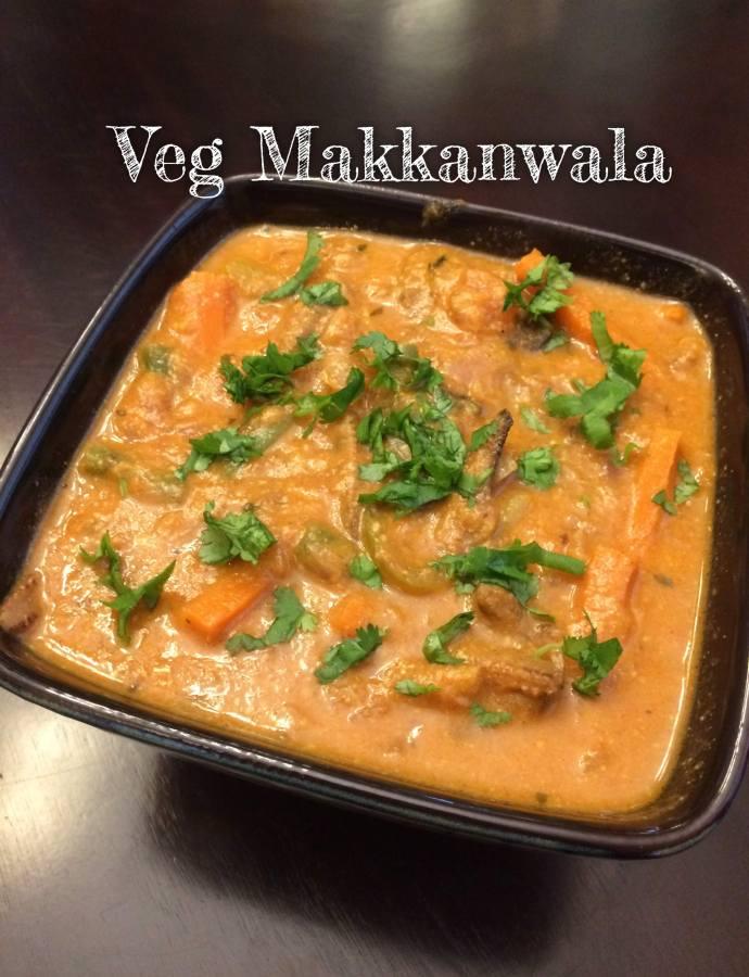 Veg Makkanwala
