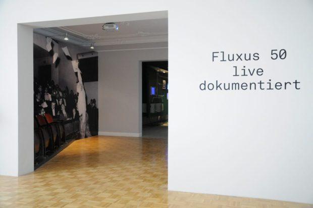Fluxus live dokumentiert