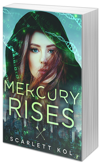 Mercury Rises Cover