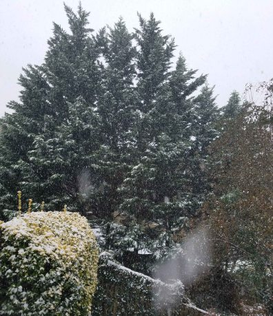 november snow 2018