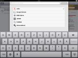 PaperShip auf dem iPad - Literatur hinzufügen