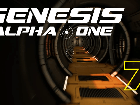 Whats this stuff here? Genesis Alpha One #7