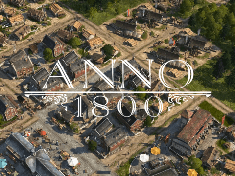 Feurio! Anno 1800 Closed Beta #3