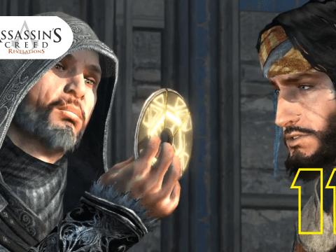 Eine Erinnerung an alte Tage. Assassin's Creed Revelations #11