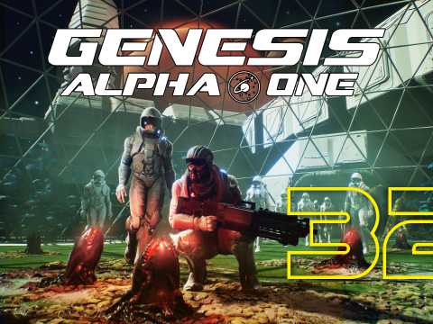 More crewmember! Genesis Alpha One #32