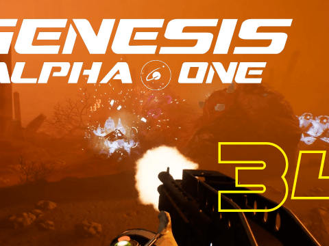 Ghost. Eaten by sam! Genesis Alpha One #34