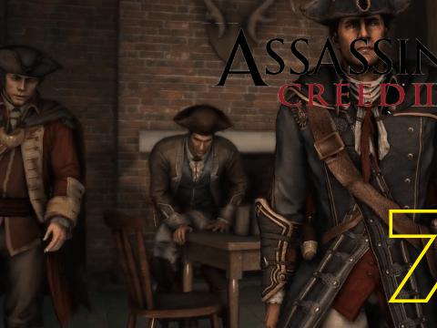 Fünf Monate später. Assassin's Creed III #7