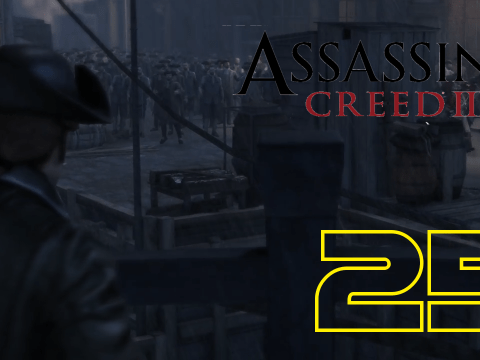 Jeder liebt eine gute Tee-Party in Boston. Assassin's Creed III #25