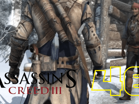 Der Sprengmeister. Assassin's Creed III #46
