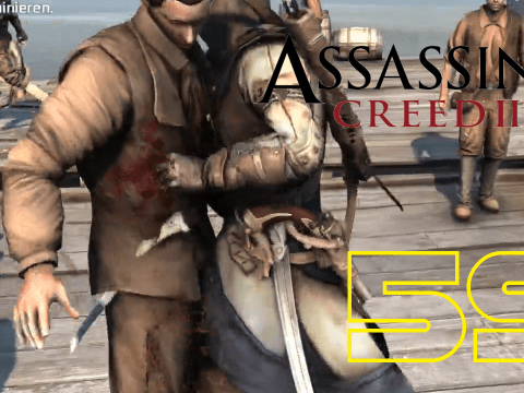 Es war ein Unfall! Assassin's Creed III #59