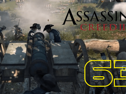 Großmächtig Badabum! Assassin's Creed III #63