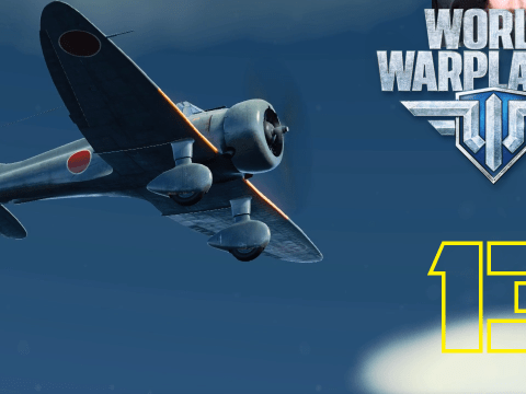 World of Warplanes #13