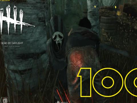 Wenn er kommt, dann laufen wir. Dead by Daylight #100