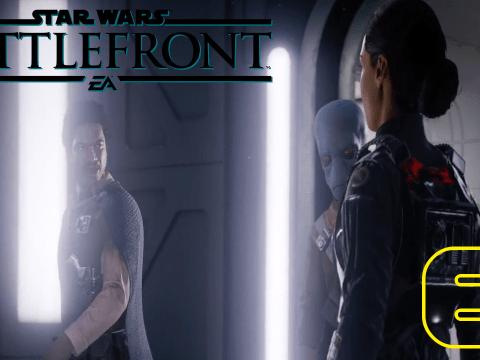 Ausgestossen. Star Wars Battlefront II #6