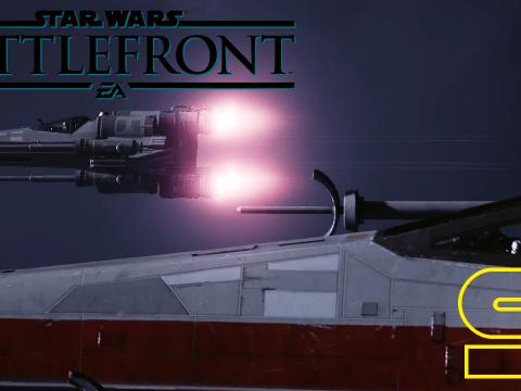 Unter bedecktem Himmel. Star Wars Battlefront II #9