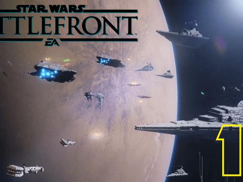 Die Schlacht von Jakku. Star Wars Battlefront II #11