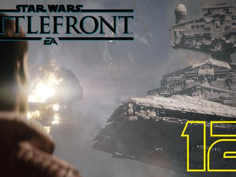 Bis zur Asche. Star Wars Battlefront II #12