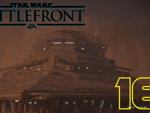 Inferno. Star Wars Battlefront II #16
