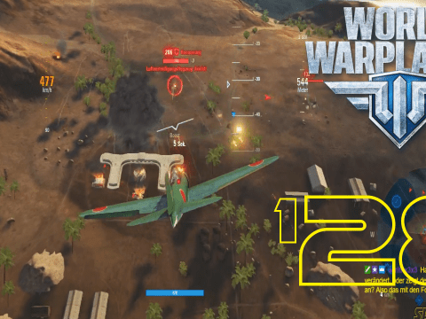 World of Warplanes #128