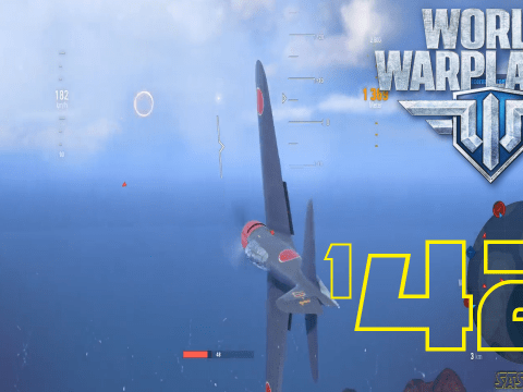 World of Warplanes #142