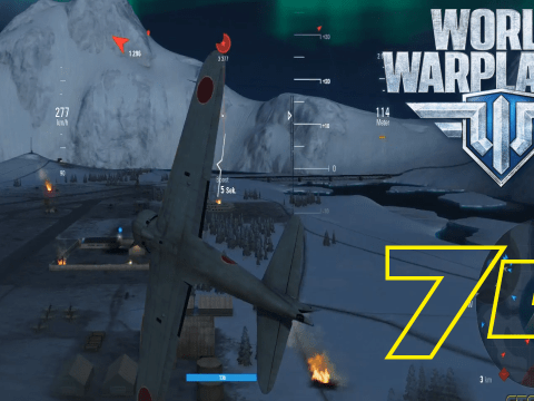 World of Warplanes #74