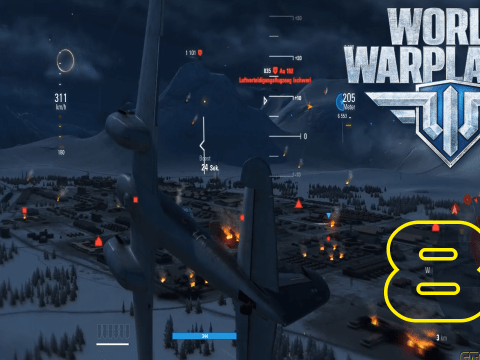 World of Warplanes #81