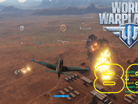 World of Warplanes #86