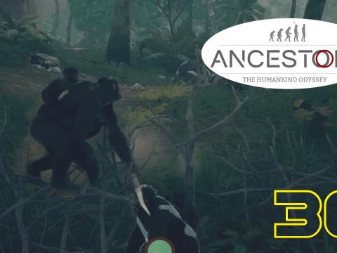 Holzpalisade von China? Ancestors: The Humankind Odyssey #36