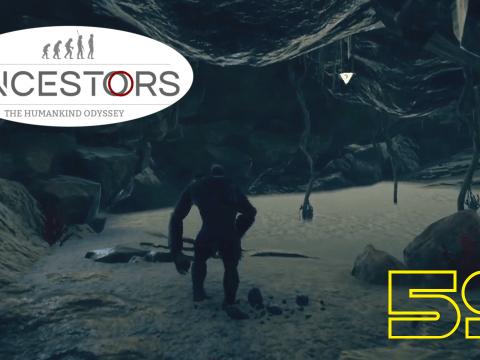 Höhlentour. Ancestors: The Humankind Odyssey #59