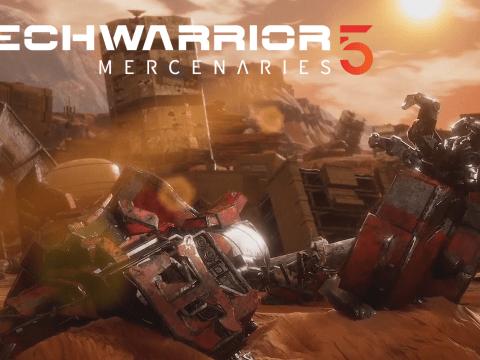 Das Ende der Nik's Kavaliere. Mechwarrior 5: Mercenaries #1