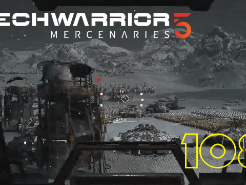 Was fehlt. Mechwarrior 5: Mercenaries #108