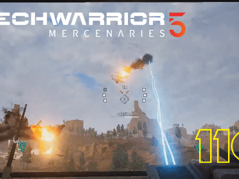 Die Lyranische Rebellion. Mechwarrior 5: Mercenaries #110