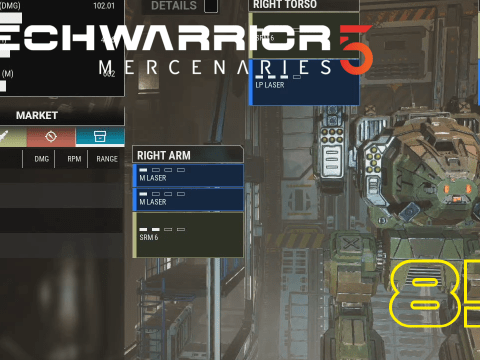 """Geil!"" Mechwarrior 5: Mercenaries #85"