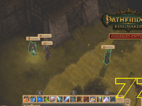 Valeries Quest Teil 1. Pathfinder: Kingmaker #77