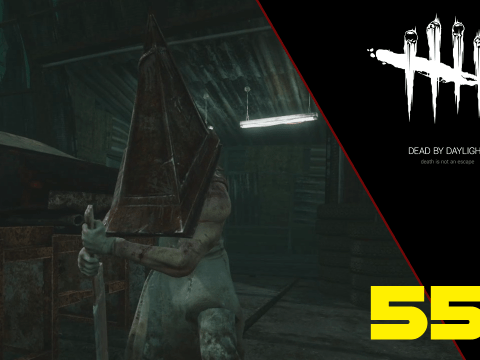 Silent Kill. Dead by Daylight #555